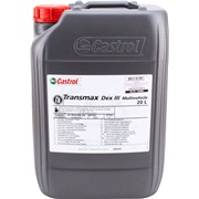 Castrol Transmax Dex III Multiveh 20 lit