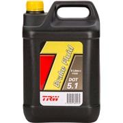 Bremsevæske DOT 5.1 5 liter - TRW