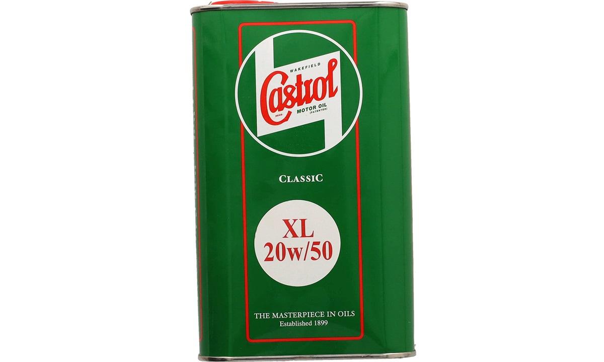 Castrol Classic XL 20/50 1 liter