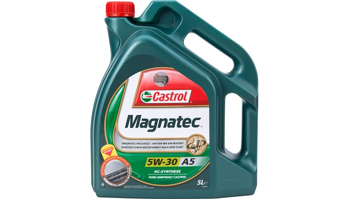 castrol magnatec 5w 30 a5 b5 5 liter motorolie. Black Bedroom Furniture Sets. Home Design Ideas