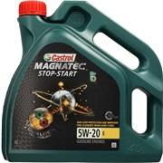 Castrol Magnatec Stop-Start 5W/20 E 4 L