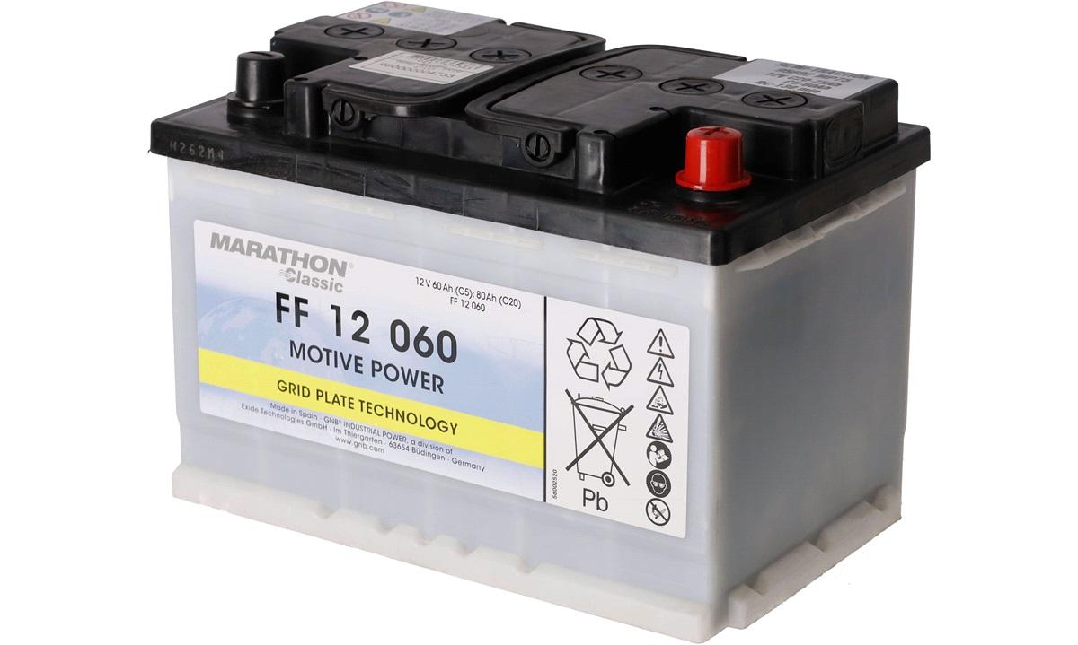 Batteri - 95602 - EXIDE START