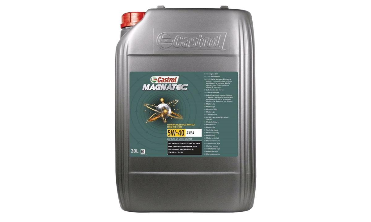 Castrol Magnatec 5W/40 (A3/B3/B4) 20 L