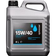 Optimize olje 15W/40 4 liter