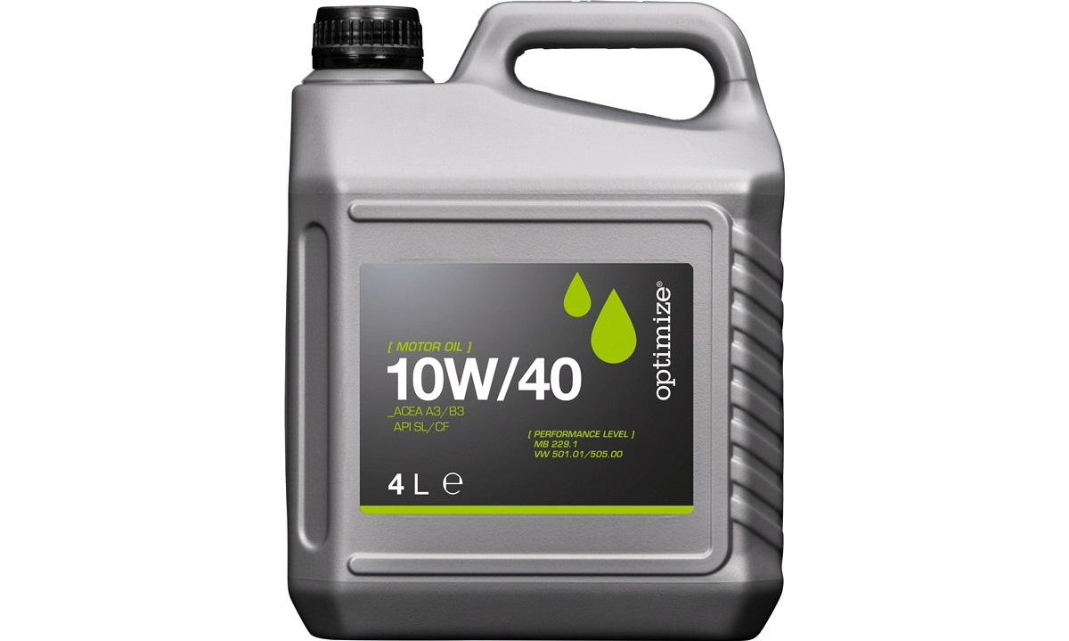 Optimize olje 10W/40 4 liter