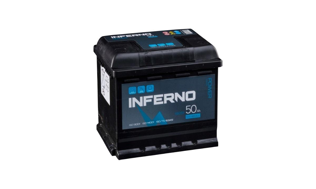 Batteri Inferno - (55059) - 50 Ah