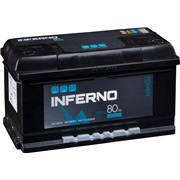 Batteri Inferno - (58014) - 80 Ah