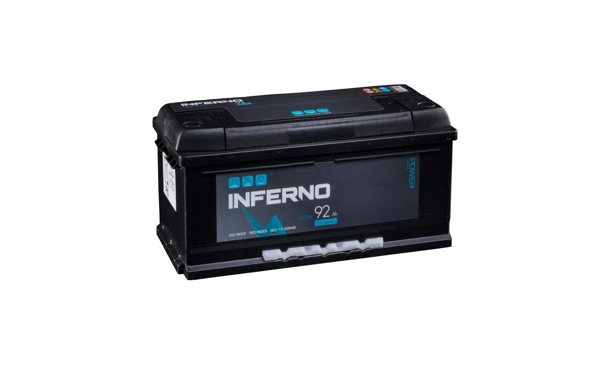 Batteri Inferno - (59258) - 92 Ah