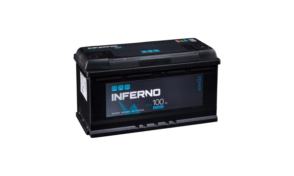 Batteri Inferno - (60039) - 100 Ah