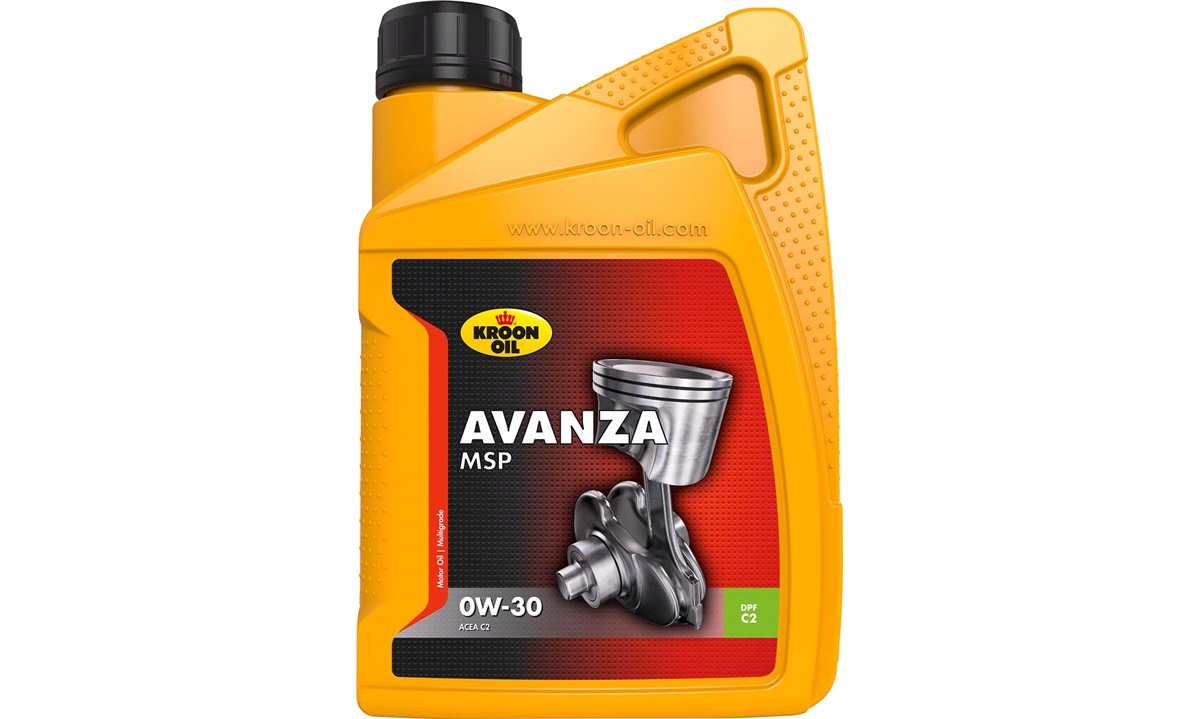 Kroon Oil Avanza MSP 0W/30 1 liter