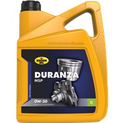 Kroon Oil Duranza MSP 0W/30 5 liter