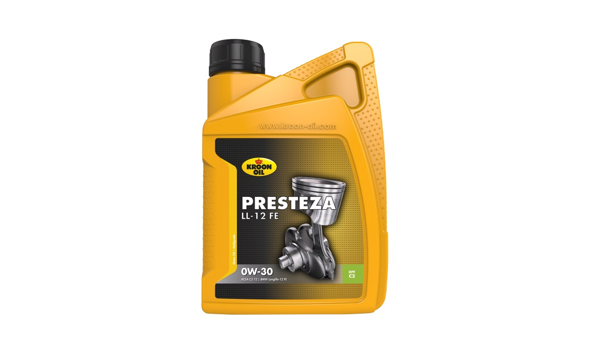 Kroon Oil Presteza LL-12 FE 0W/30 1 lit.