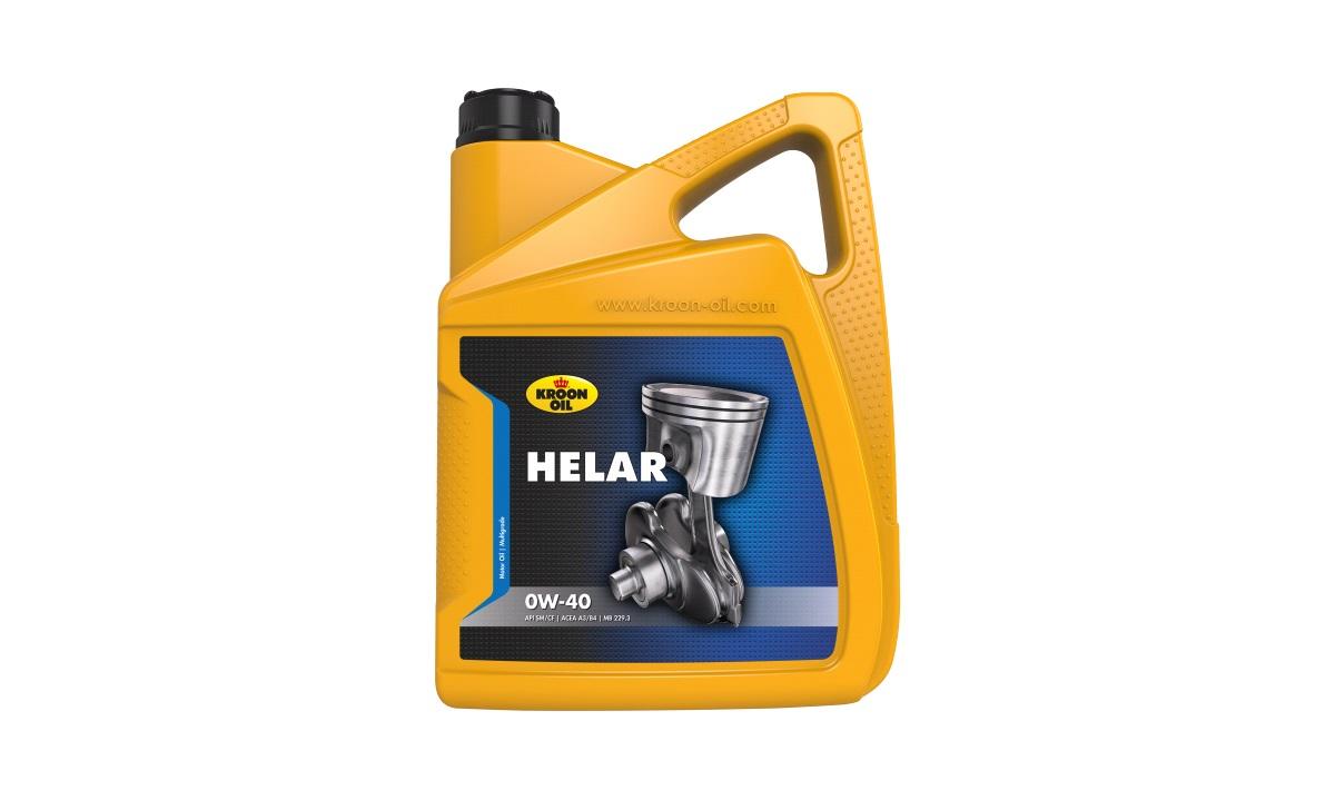 Kroon Olie Helar 0W/40 5 liter