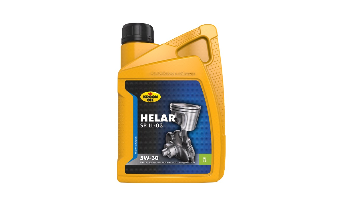 Kroon Oil Helar SP LL-03 5W/30 1 liter
