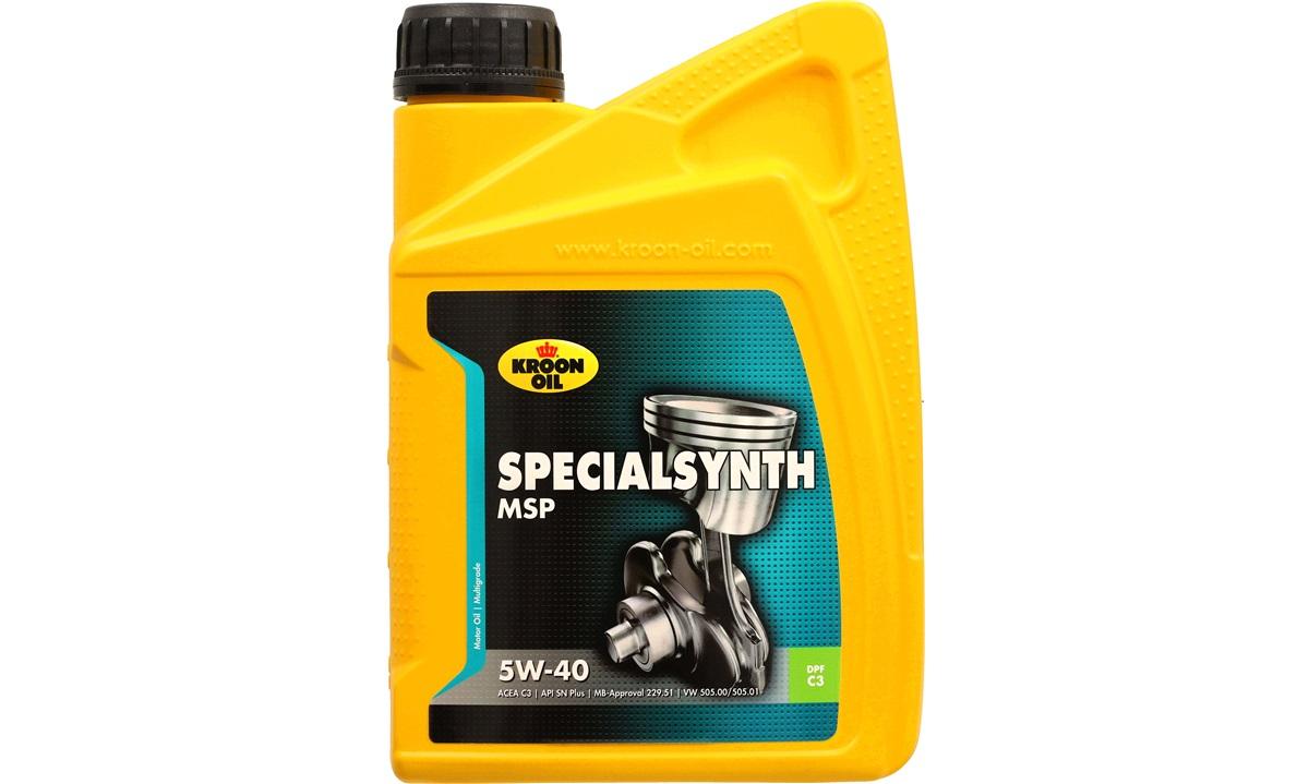 Kroon Oil Specialsynth MSP 5W/40 1 liter