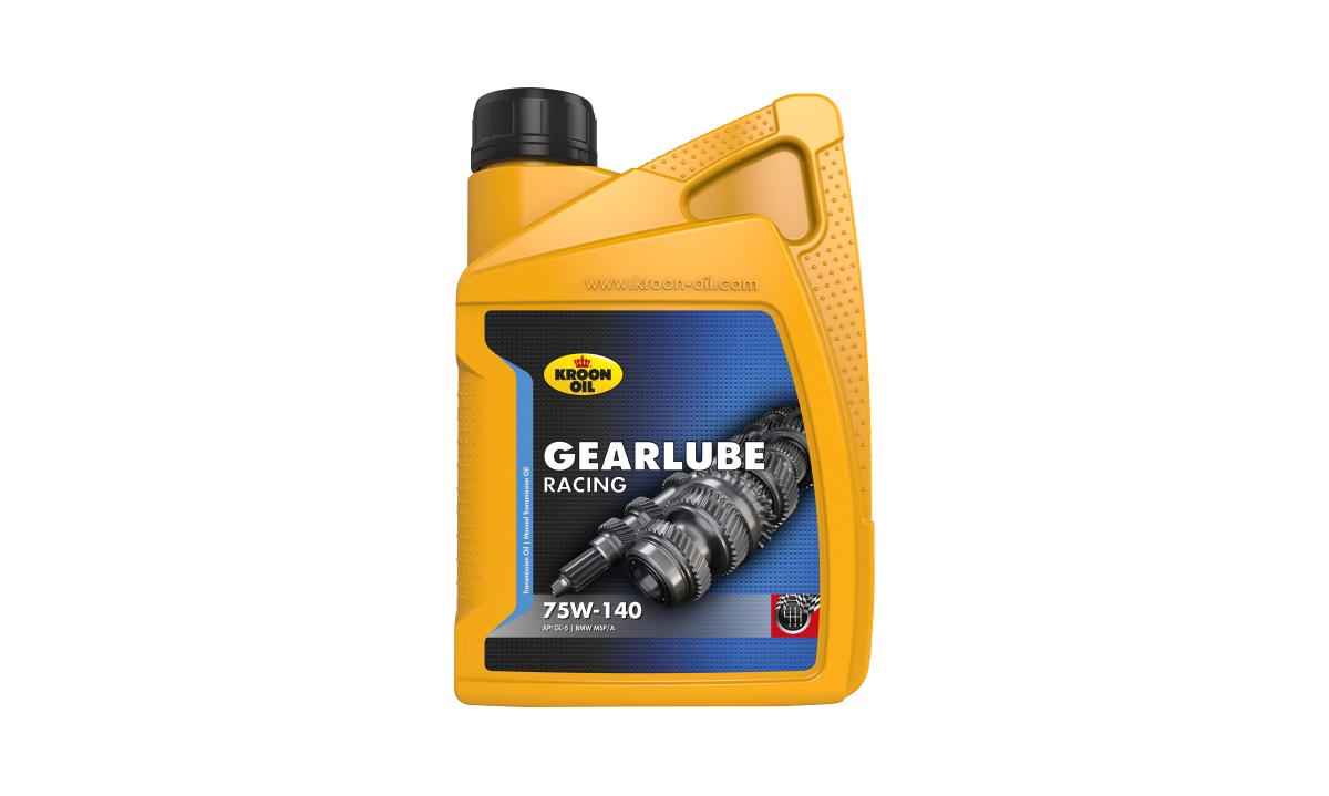 Kroon Oil Gearlube Racing 75W/140 1 lite