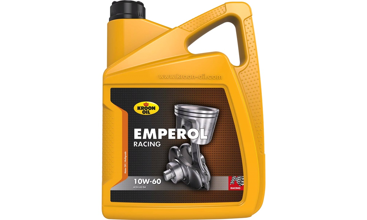Kroon Oil Emperol Racing 10W/60 5 liter