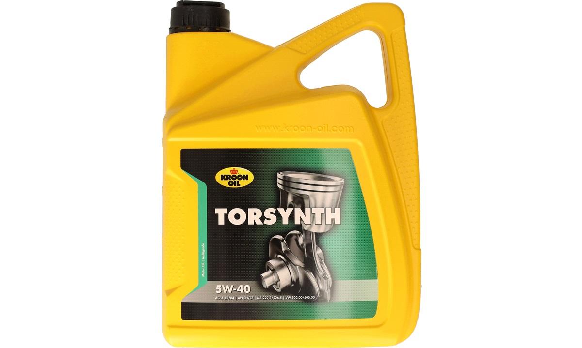 Kroon Oil Torsynth 5W/40 5 liter