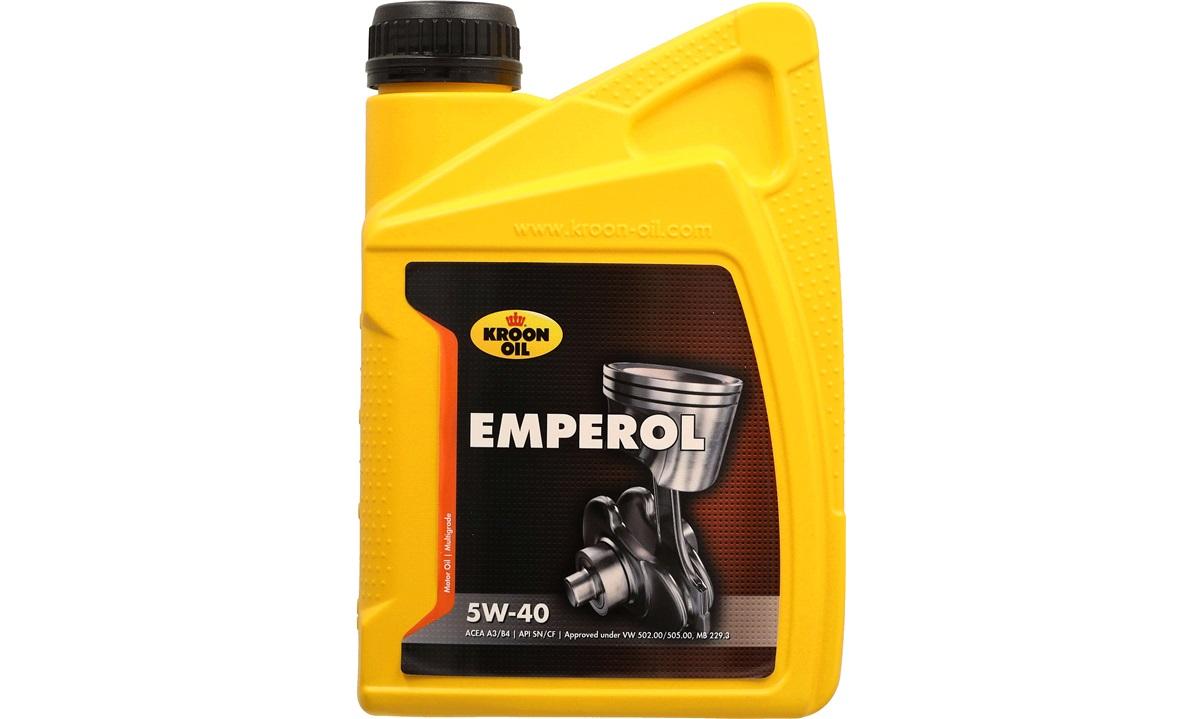Kroon Oil Emperol 5W/40 1 liter