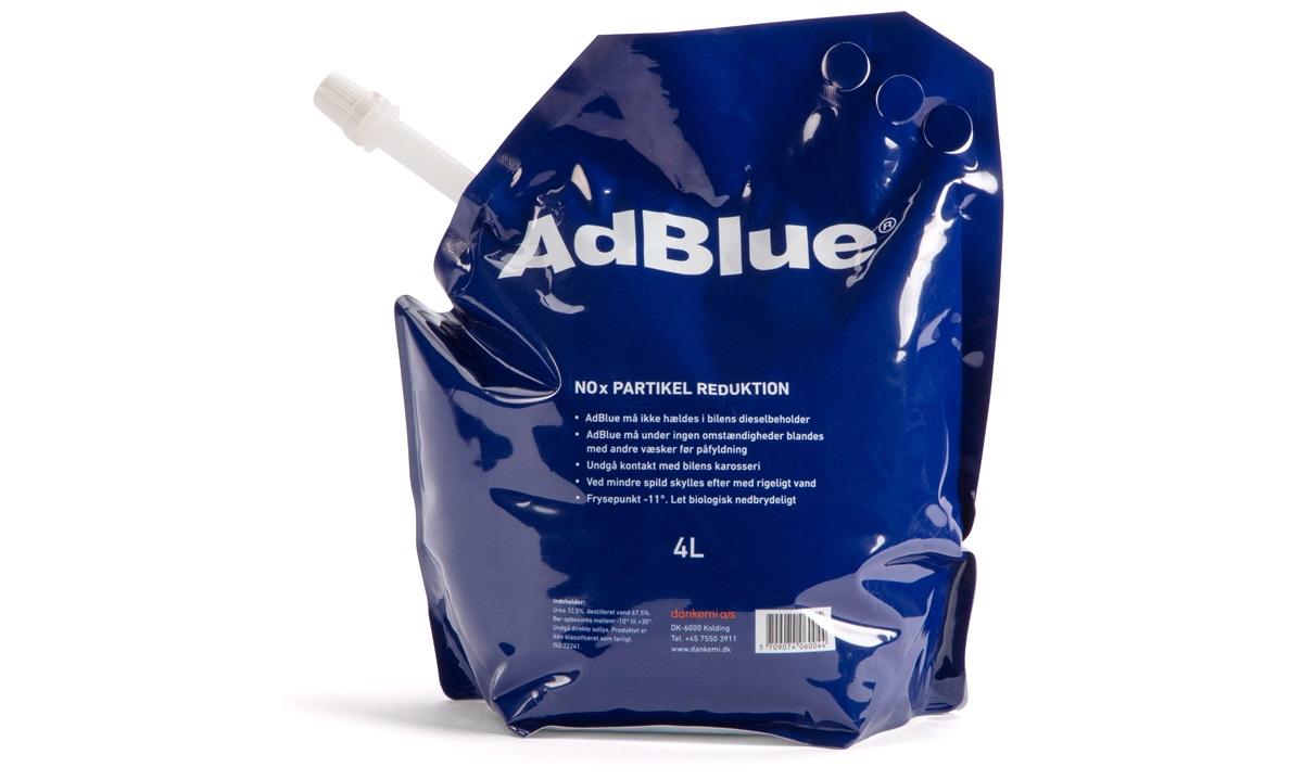 Optimize AdBlue 4 L pose