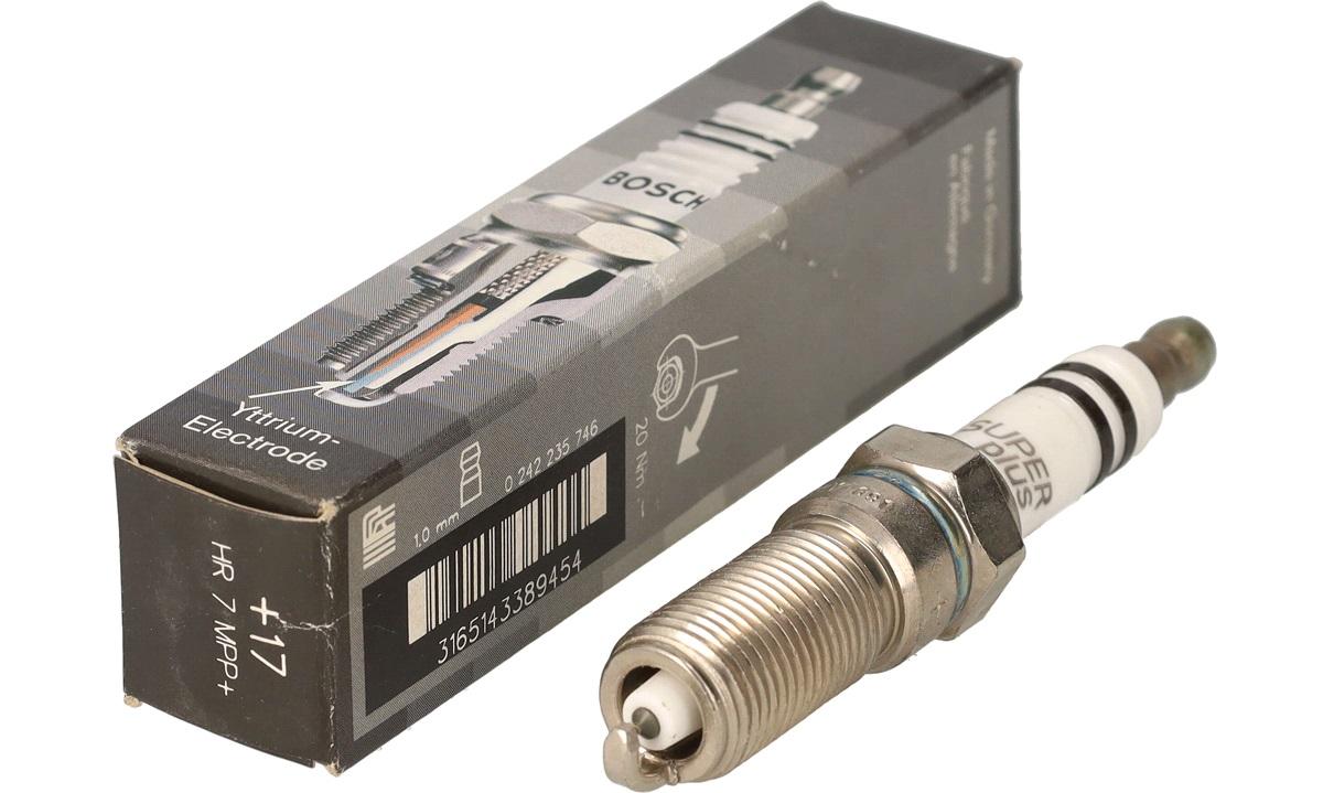 Bosch Tændrør HR7MPP