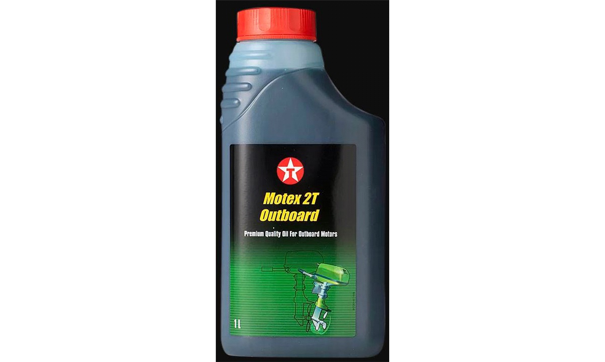 Texaco MOTEX 2T OUTBOARDOLIE1 liter