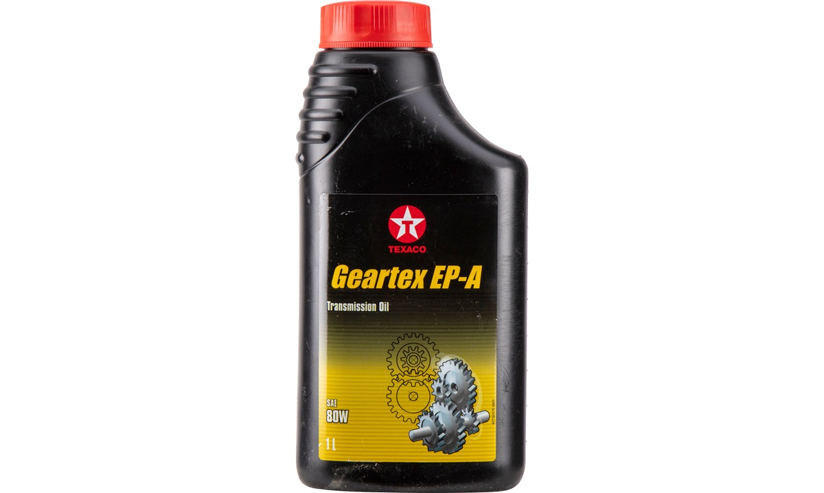 Texaco Geartex EP-A 80W 1 Liter