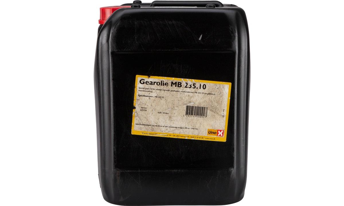 Texaco Gearolie MB235.10 20 LTR.