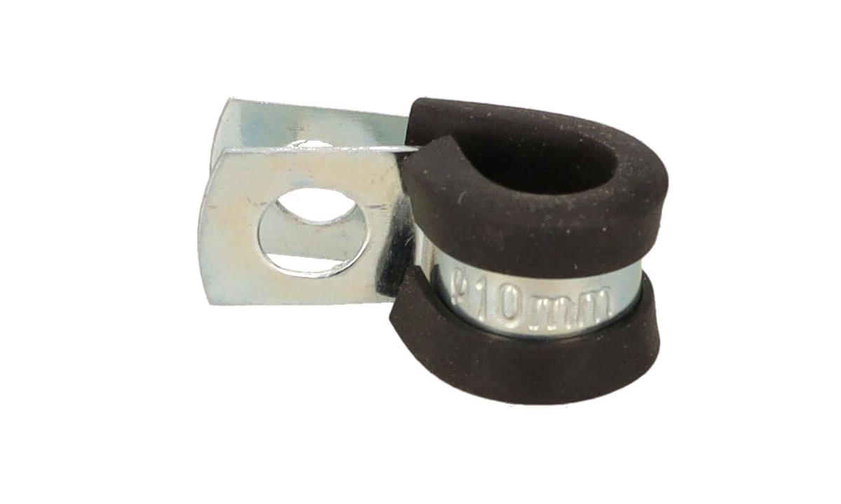 Gummiclamps 10 mm