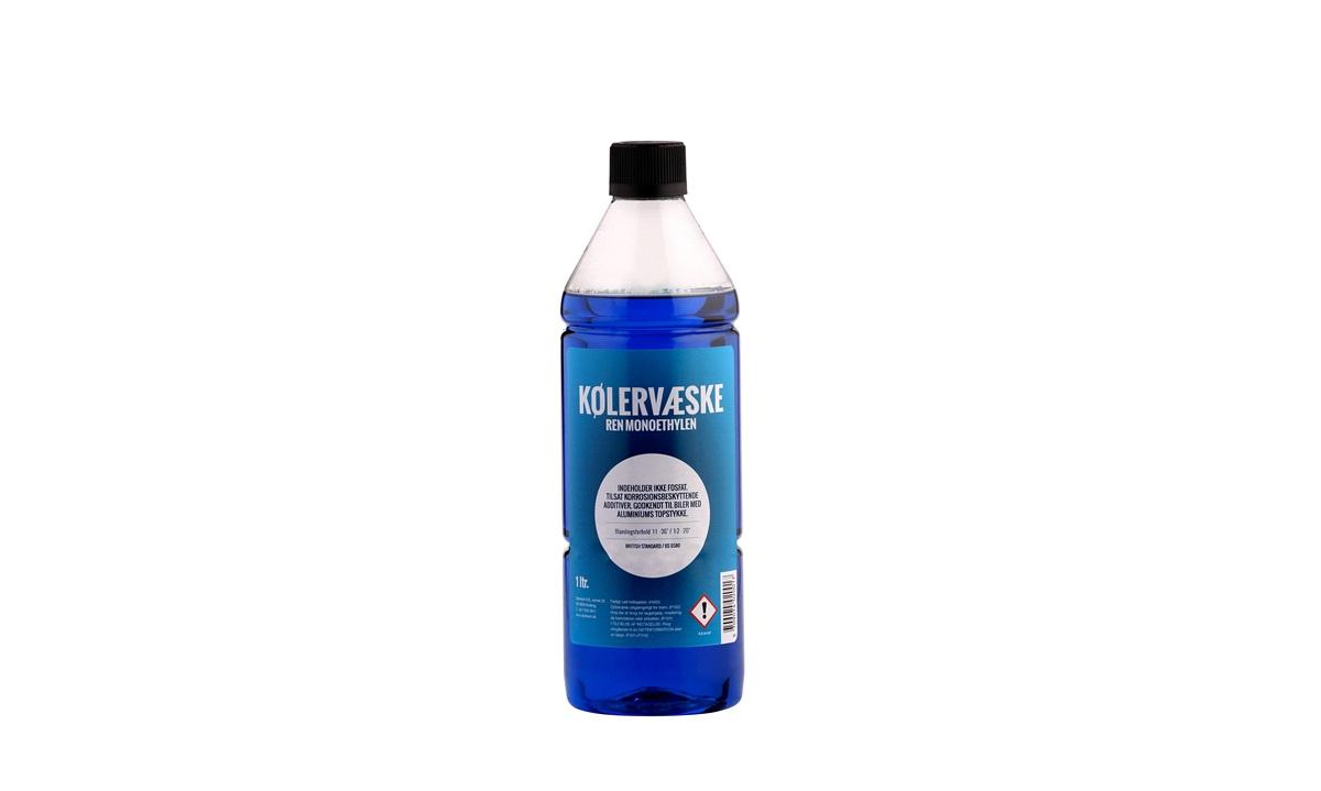 Kølervæske Blå 1 liter (DANKEMI)