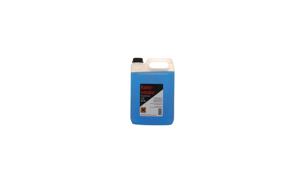 Kølervæske Blå 5 liter