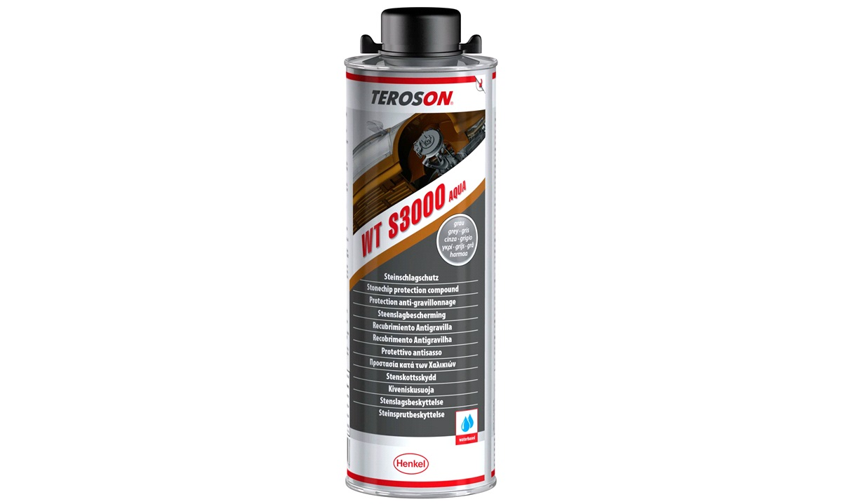 WT S3000 Aqua body grå 1 l. Teroson