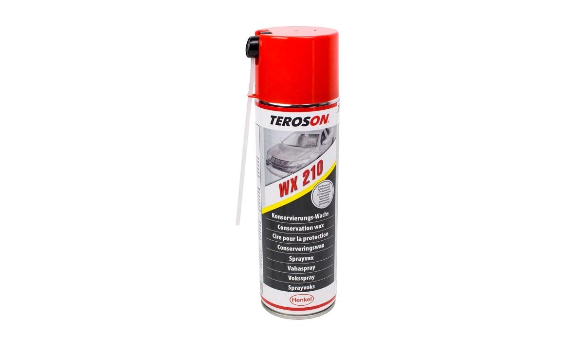 Ter WX210 undervognsbeh Voks 500ml spray