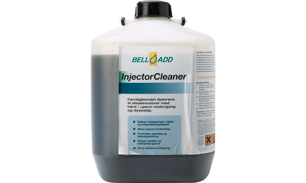 Bell Add INJECTOR CLEANER 5L