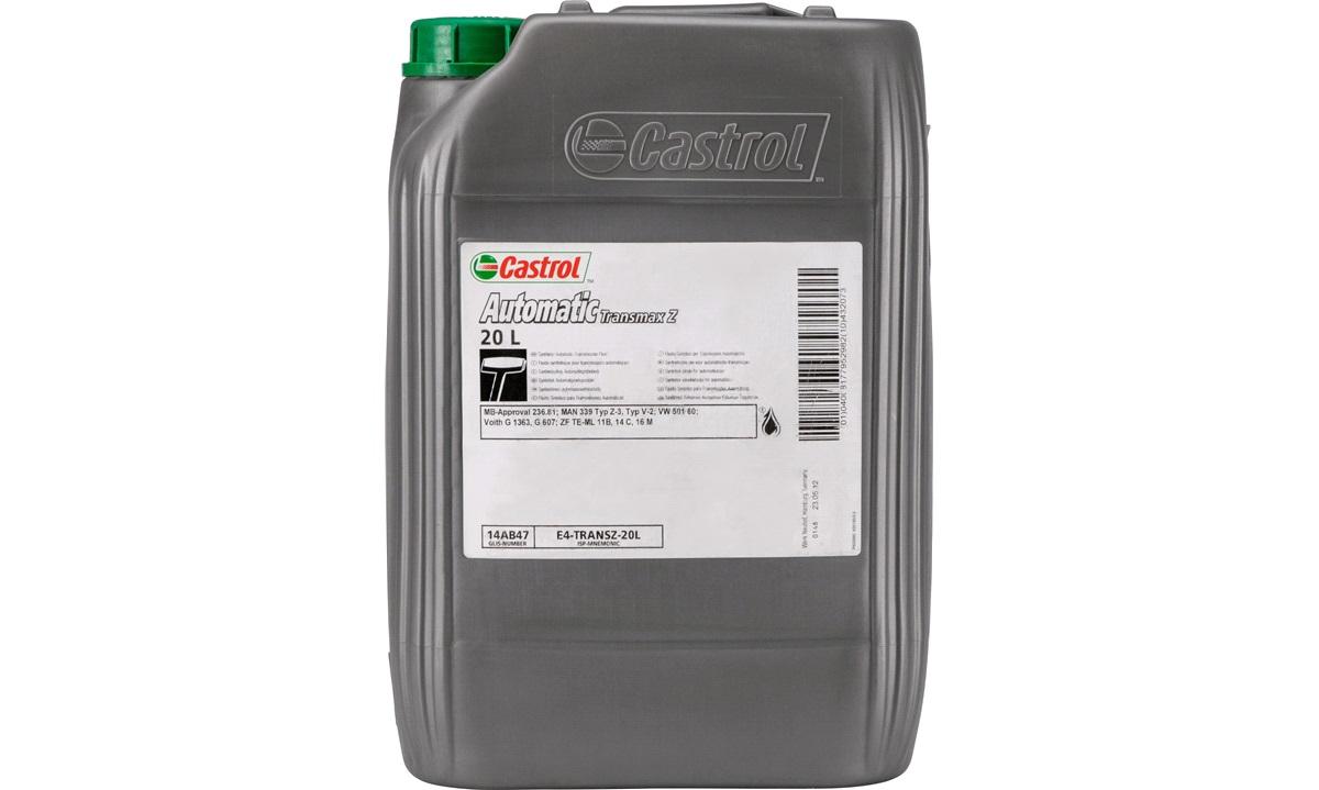 Castrol Transmax Z automatgearolie 20 L