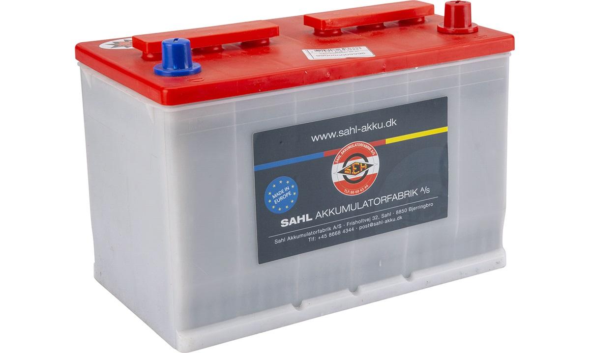 Rørpladebatteri 85 ah