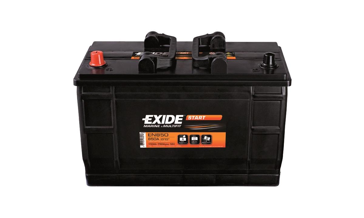 Startbatteri - EXIDE START - (Exide)