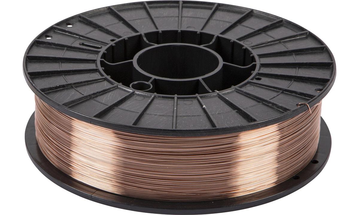 Svejsetråd 5 kg. 0,6 mm