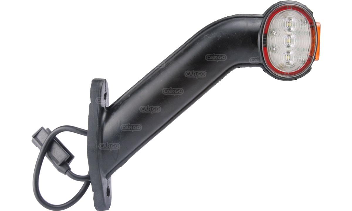 Slingrelygte v.s LED m sidemarkering