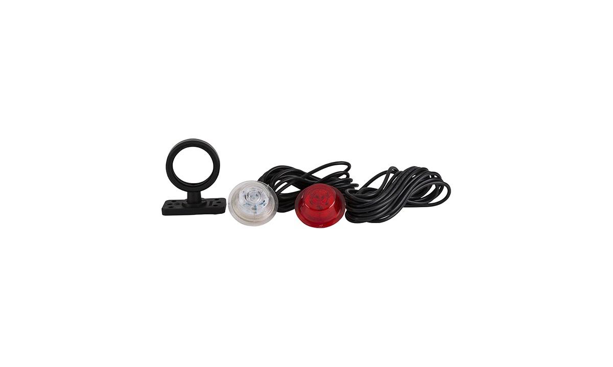 MARKERINGSLYGTE LED12/24V M/DIODER
