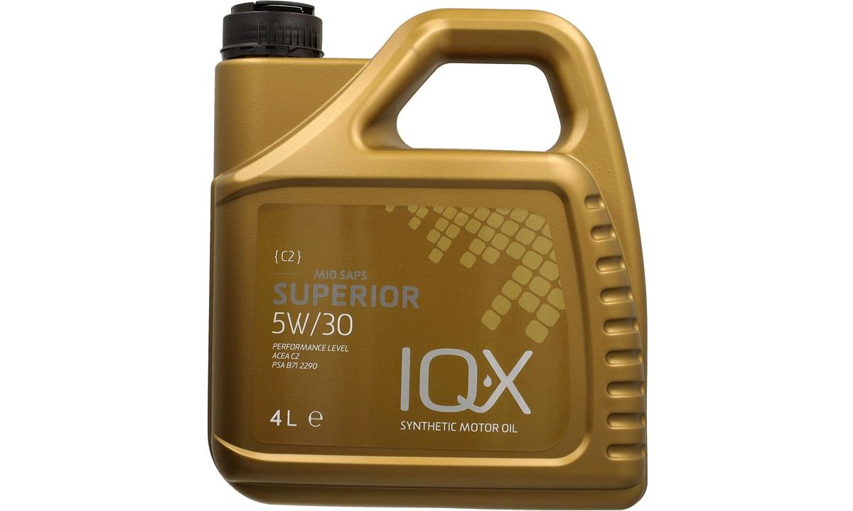 IQ-X Superior 5W/30 C2 4 liter