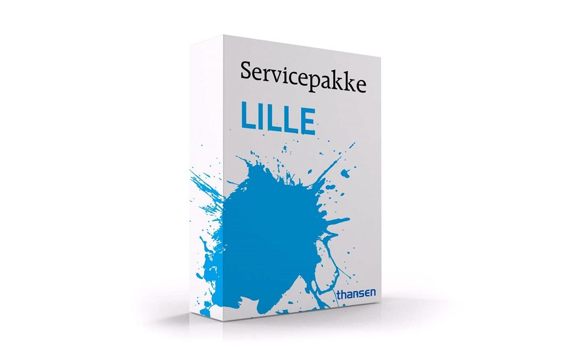 Servicepakke lille - SYM 4-takt