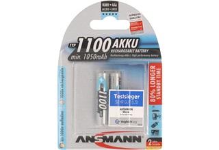 Oppladbare batterier