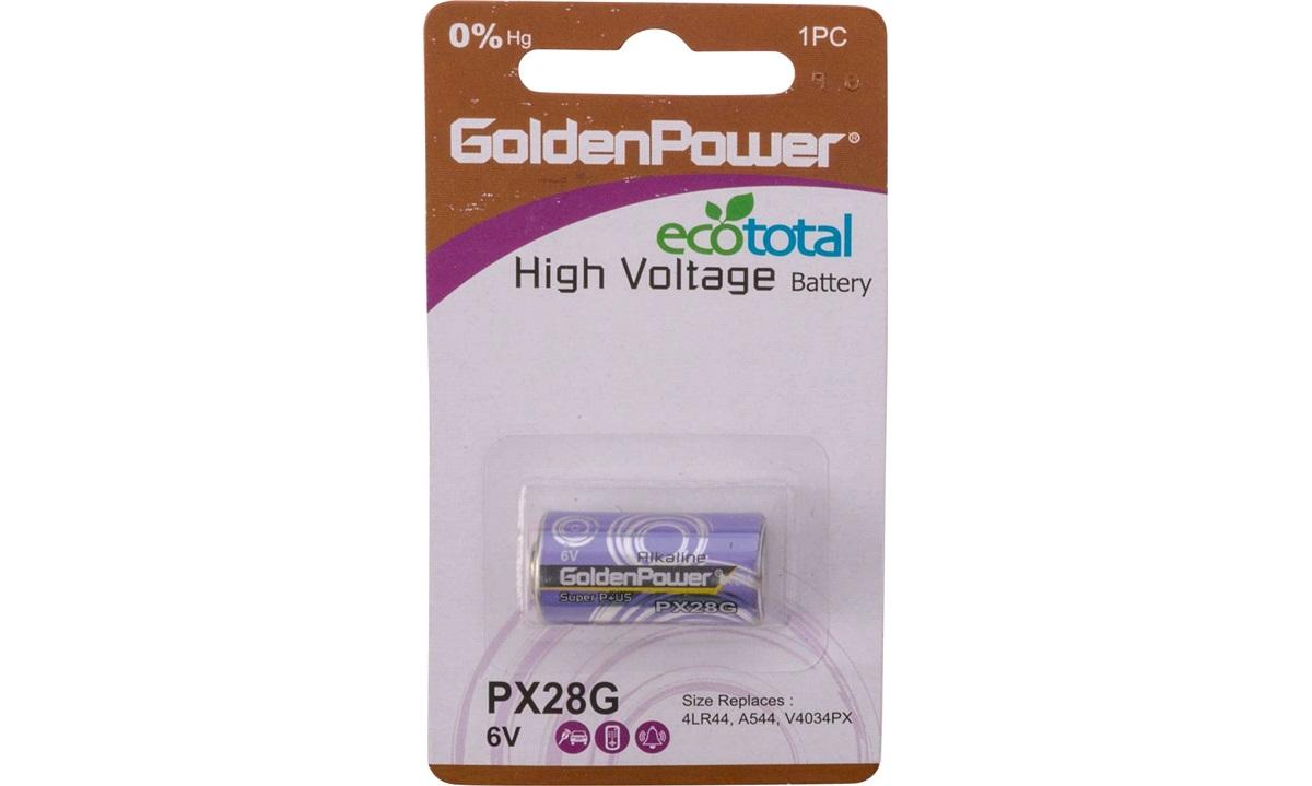 Batteri 4LR44, 6V, V4034, 476A, PX 28g