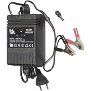 Batterilader til blybatteri 6/12V