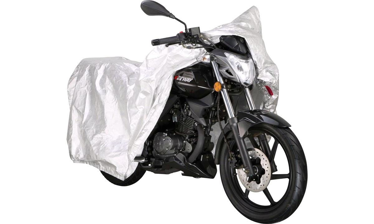 Garage til motorcykel 228X99X124 Dupont