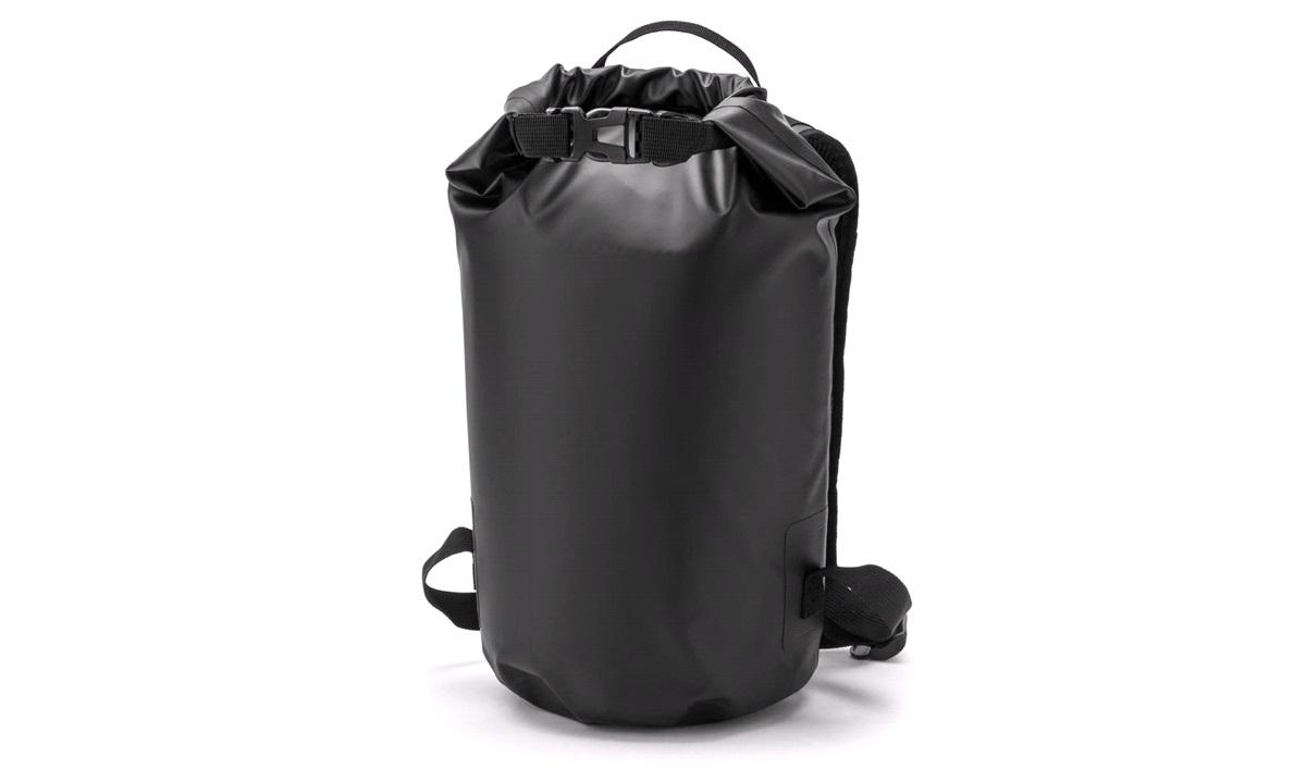 Dry bag rygsæk, vandtæt, 10 liter
