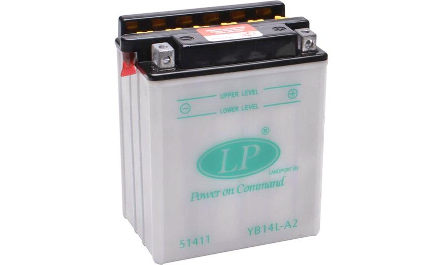 Batteri, Yamaha XJ900 83-94 - Batteri - thansen.dk