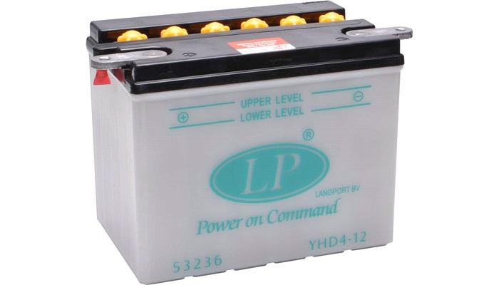Batteri 12V-28Ah, YHD-12, syrebatteri - 12V batteri - thansen.dk