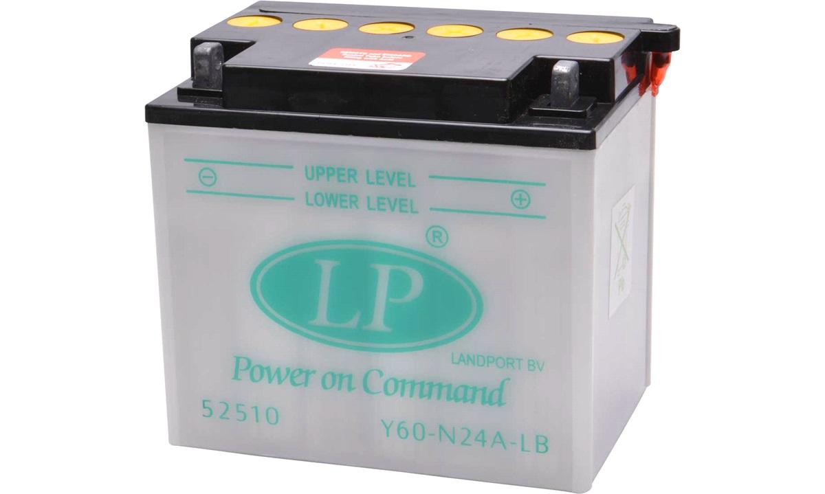 Batteri 12V-24Ah Y60N24AL-B havetraktor